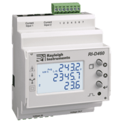 Ri-d460 split load din rail multifunction meter