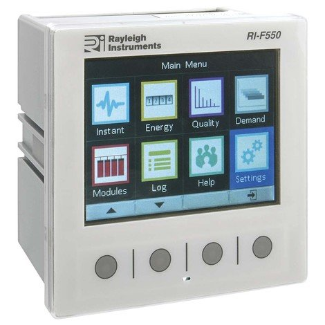 Rayleigh Instruments RI-F550 Multifunction Analyser - Single & Three Phase