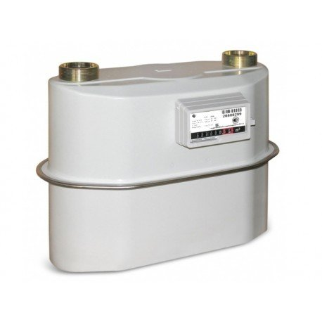 UG-G4P Diaphragm Gas Meter c/w Pulse Output