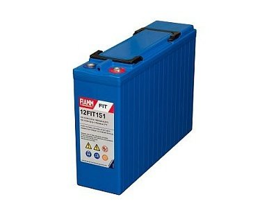 Fiamm 12FIT151 151Ah 12V Telecoms Batteries