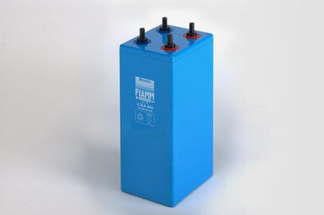 FIAMM 2SLA800 800Ah 2V Batteries
