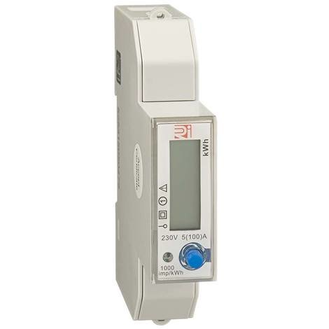 RI-D18-100-C - Energy Meter with Modbus RS485 Output