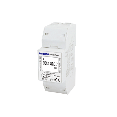 SDM230-MOD-MID - Single Phase, MID, 100A, DirectConnected, Multifunction, Dinrail Meter
