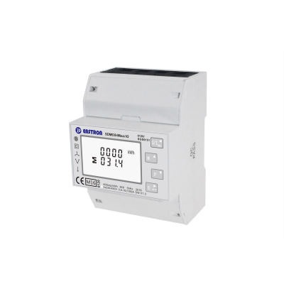 SDM630-Mbus-MID Single/Three Phase, MID,  100A, Direct Connected, Multifunction, Dinrail Meter