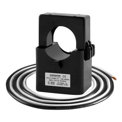 T36 Miniature Split Core Current Transformer (200-400A)