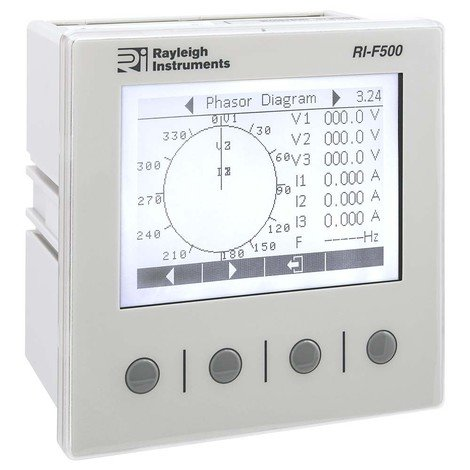 RI-F500 - Power Quality Analyser