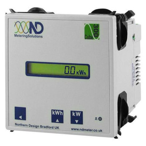 Northern Design Cube 300 kWh with Modbus, Pulse Output