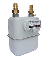 METRIX EUROPEAN DIAPHRAGM GAS METER